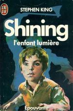 Couverture Shining, l'enfant lumière
