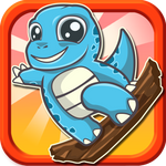Jaquette Surfing With Dinosaurs: Extreme Dino Racing gratuit