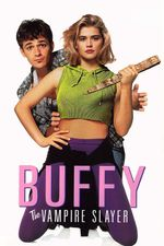 Affiche Buffy, tueuse de vampires