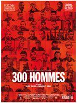Affiche 300 hommes