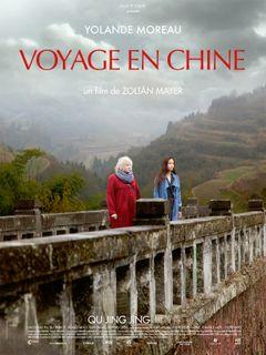 Affiche Voyage en Chine