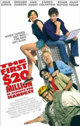 Affiche The First $20 Million Is Always the Hardest