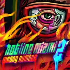 Pochette Hotline Miami 2: Wrong Number (OST)