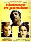 Affiche Violence et passion