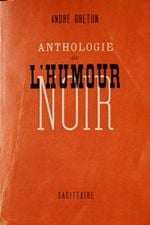 Couverture Anthologie de l'humour noir