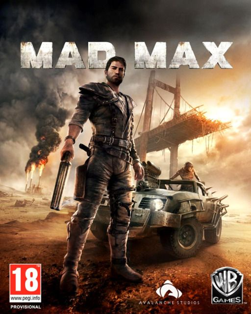 mad max 2015 jeu vid o senscritique. Black Bedroom Furniture Sets. Home Design Ideas