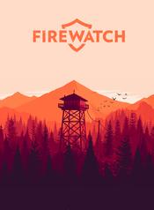 Jaquette Firewatch