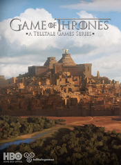 Jaquette Game of Thrones - A Telltale Games Series