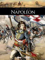 Couverture Ils ont fait l'Histoire : Napoléon