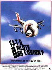 Affiche Y a-t-il un pilote dans l'avion ?