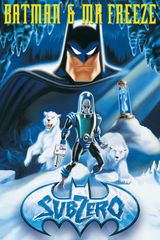 Affiche Batman & Mister Freeze : Subzero