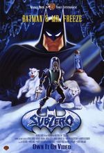 Affiche Batman & Mister Freeze : Subzero