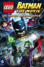 Affiche LEGO Batman : Le Film - Unité des Super-Héros