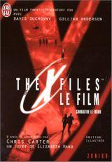 Couverture The X-Files : Le Roman du film