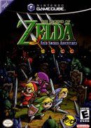 Jaquette The Legend of Zelda : Four Swords Adventures