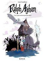 Couverture Ralph Azham - Tome 1 - Est-ce qu'on ment aux gens qu'on aime ?