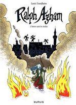 Couverture Ralph Azham - Tome 3 - Noires sont les étoiles