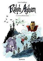 Couverture Ralph Azham - Tome 2 - La mort au début du chemin