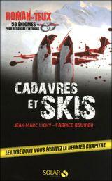 Couverture Cadavres et skis