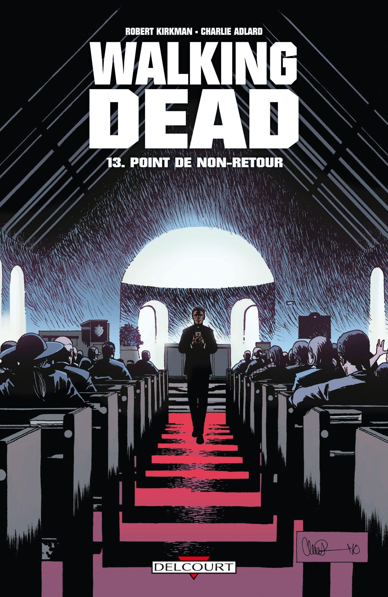 Point de non retour walking dead tome 13 senscritique - Livre de poche walking dead ...