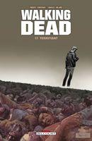 Couverture Terrifiant - Walking Dead, tome 17