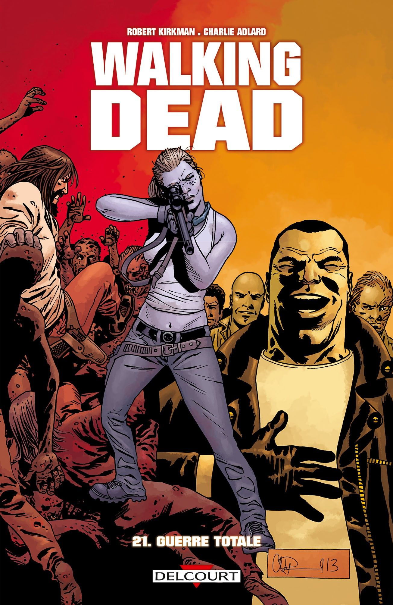 Walking Dead Tomes 21 à 24 | PDF  Ebooks Officiels