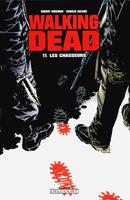 Couverture Les Chasseurs - Walking Dead, tome 11