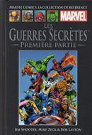 Couverture Les Guerres Secrètes - Première Partie