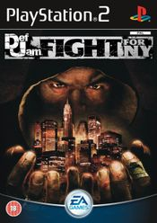 Jaquette Def Jam Fight For NY