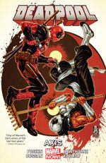 Couverture Axis - Deadpool (2013), tome 7