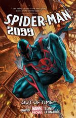 Couverture Out of Time - Spider-Man 2099 (2014), tome 1