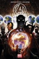 Couverture Everything Dies - New Avengers (2013), tome 1