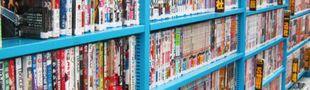 Cover Index des listes d'intégrale de Manga