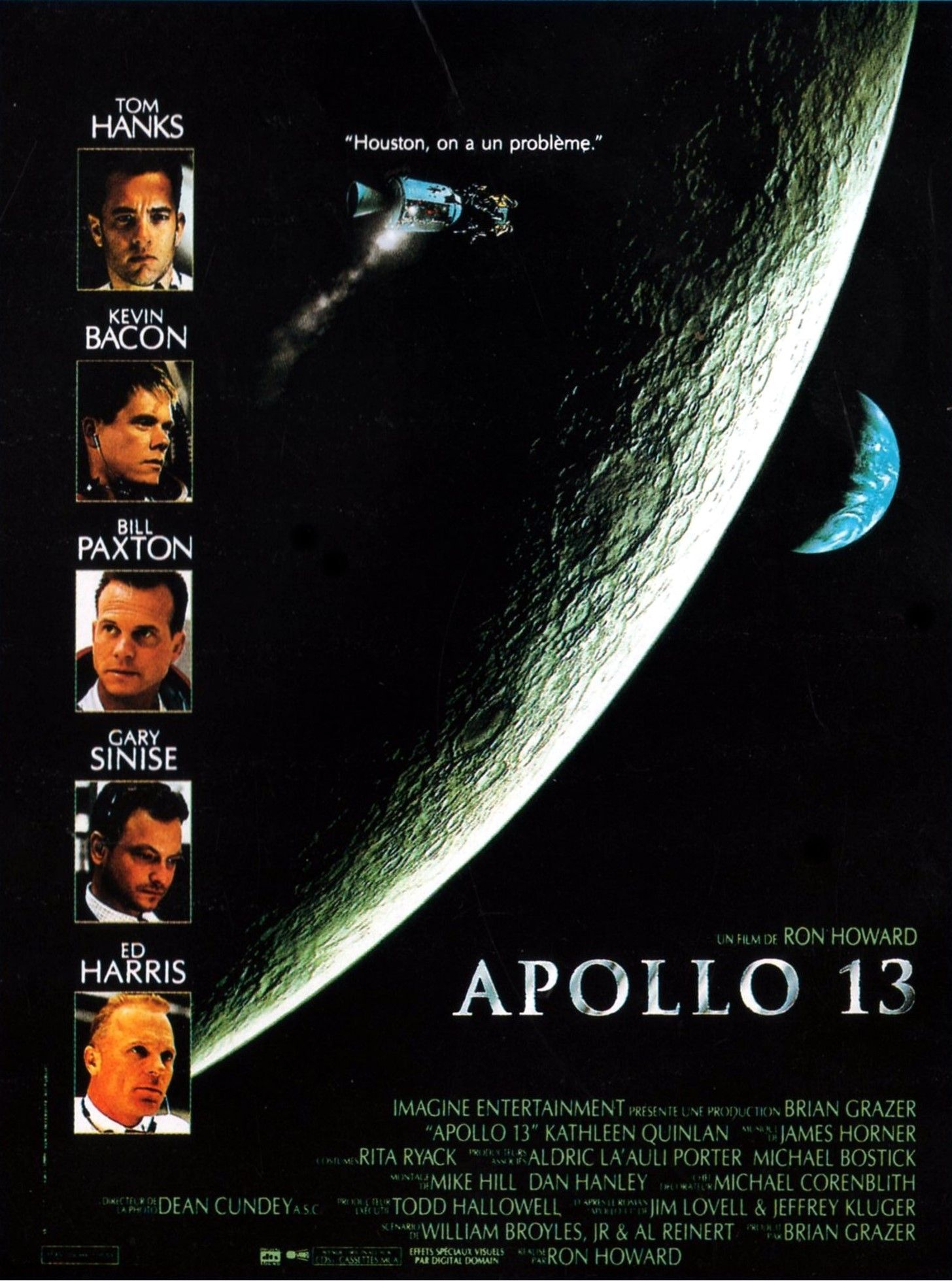 conflicts in the movie apollo 13 In the 1996 tv movie apollo 11, collins was played by jim metzler  the man who went to the far side of the moon: the story of apollo 11 astronaut michael collins.