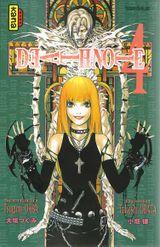Couverture Death Note, tome 4