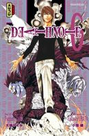 Couverture Death Note, tome 6