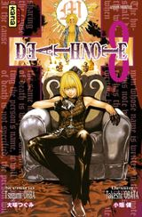 Couverture Death Note, tome 8