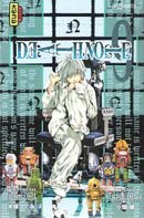 Couverture Death Note, tome 9