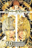 Couverture Death Note, tome 10