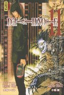 Couverture Death Note, tome 11