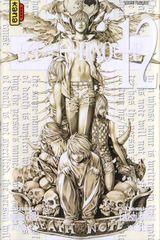 Couverture Death Note, tome 12