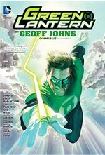 Couverture Green Lantern by Geoff Johns Omnibus Vol. 1