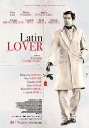 Affiche Latin Lover