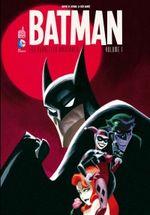 Couverture Batman : Les Nouvelles Aventures, tome 1