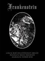 Couverture Berni Wrightson's Frankenstein
