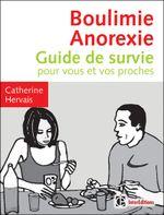 Couverture Boulimie-Anorexie