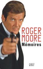 Couverture M��moires de Roger Moore