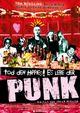 Affiche A mort les hippies !! Vive le punk !