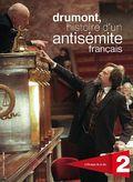 Affiche Drumont, histoire d'un antisémite français