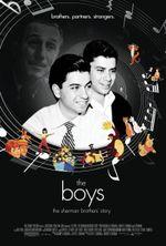 Affiche The Boys : L'histoire des frères Sherman